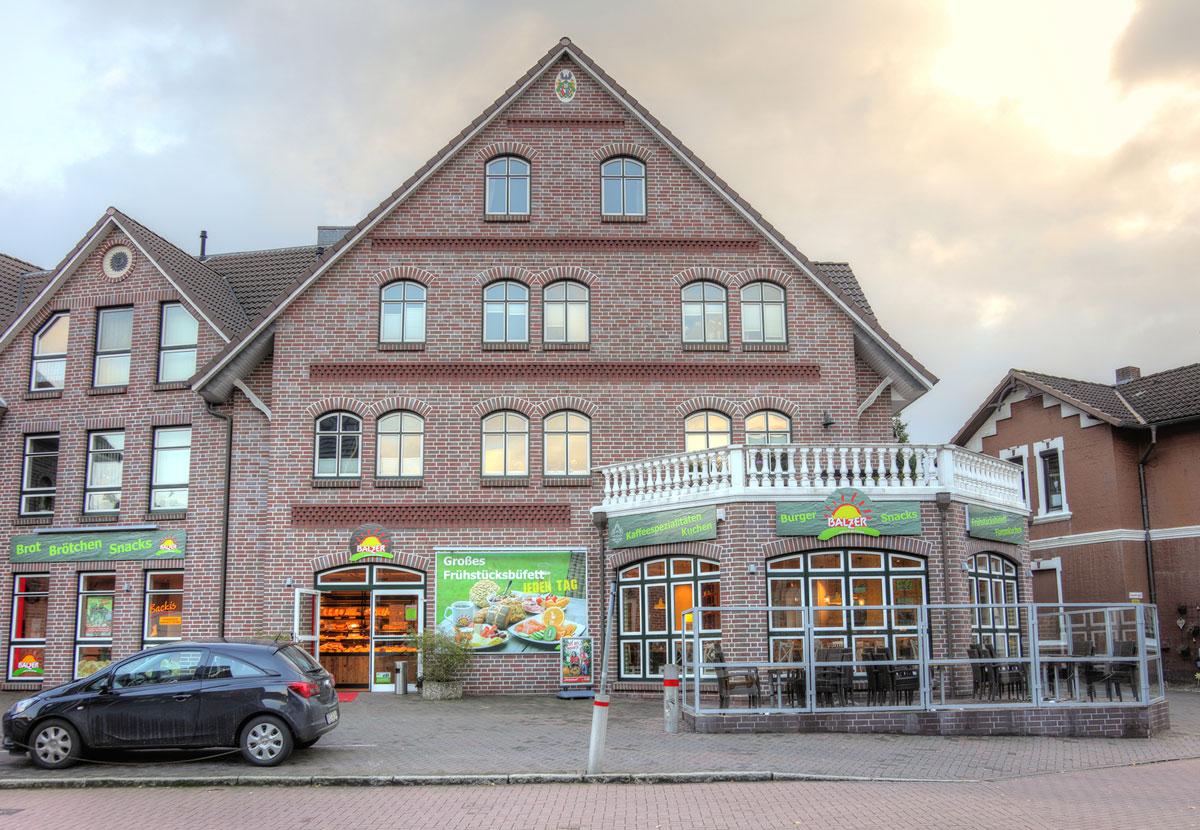 Burg, Holzmarkt