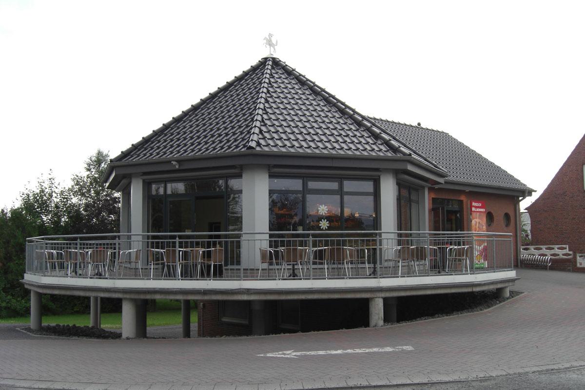 Friedrichskoog, Schleusenweg