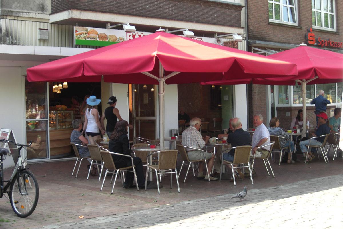 Heide, Markt
