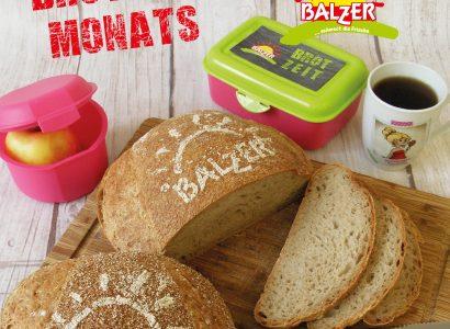 Brot des Monats