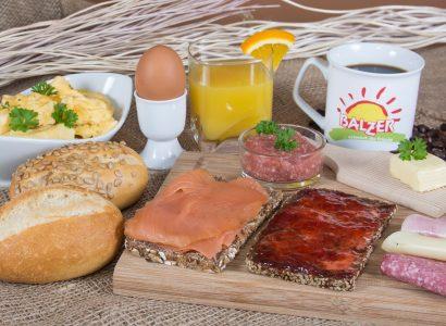 Frühstücks-Aktion in Hohenlockstedt