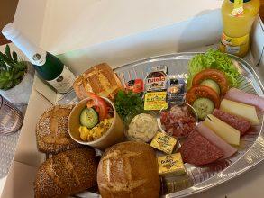 Unsere Frühstücksbox für 2