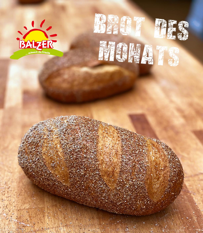 Brot des Monats August