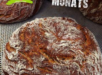 Brot des Monats Juni